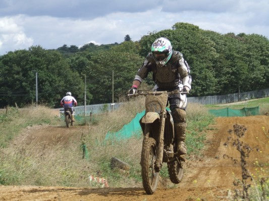 Runnymede Youth Motorcycle Club Track photo